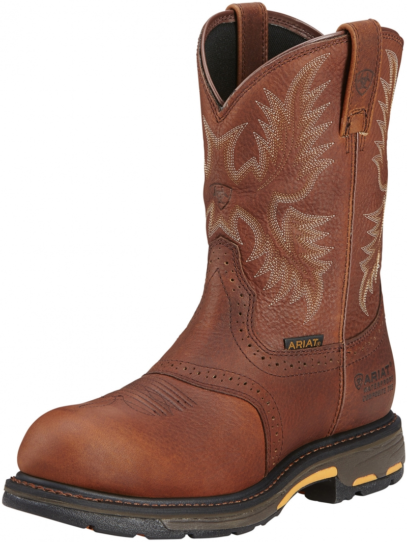 Ariat WORKHOG Pull-On C/T WP