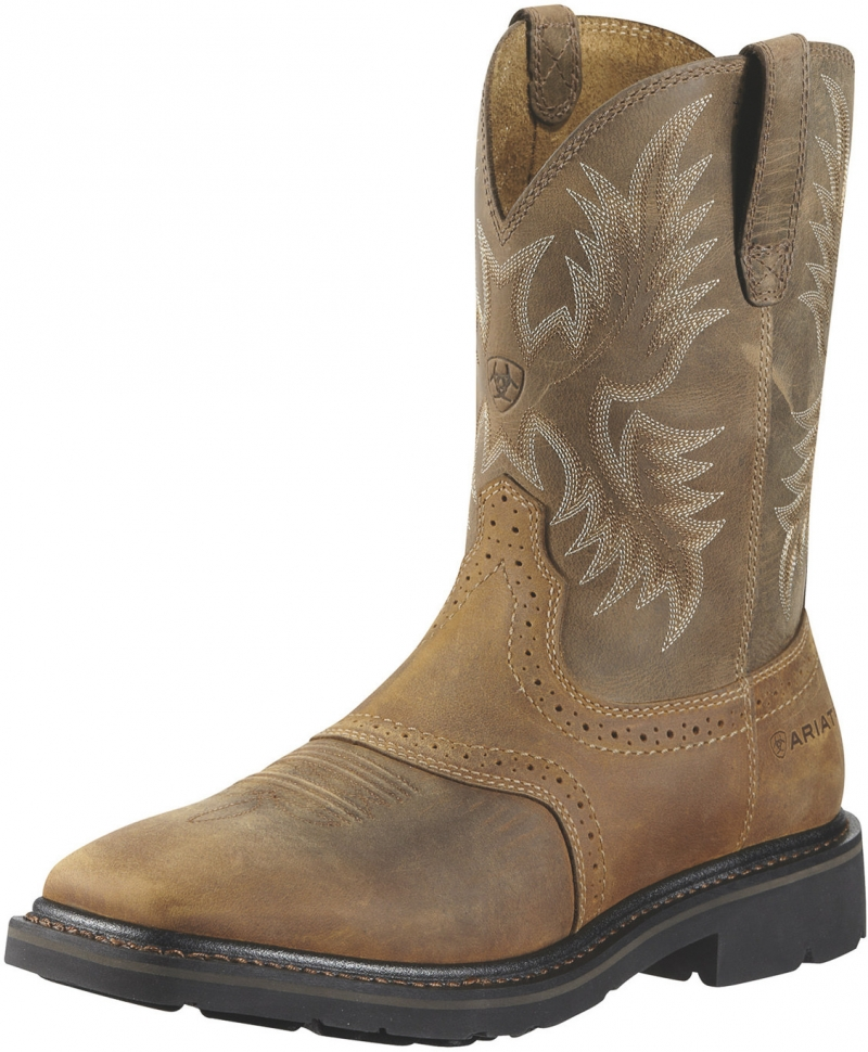 Ariat SIERRA Pull-On Square Toe S/T