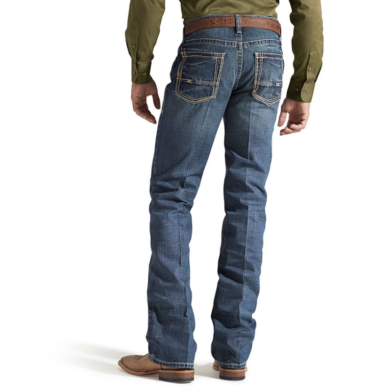 Ariat M5 Slim Fit Straight Cut - Gulch