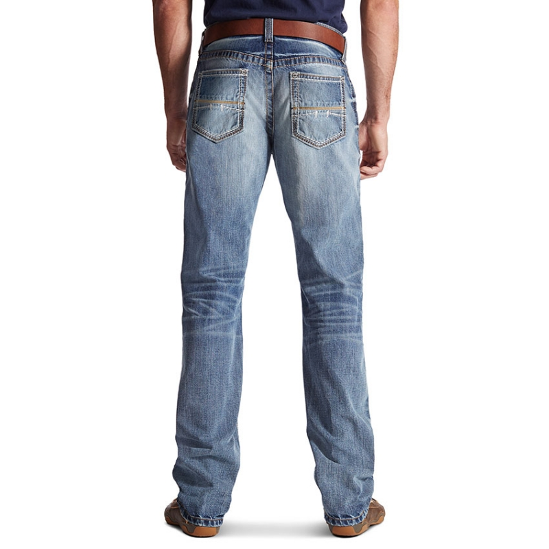 Ariat M4 Coltrane Relaxed Fit Boot Cut - Durango