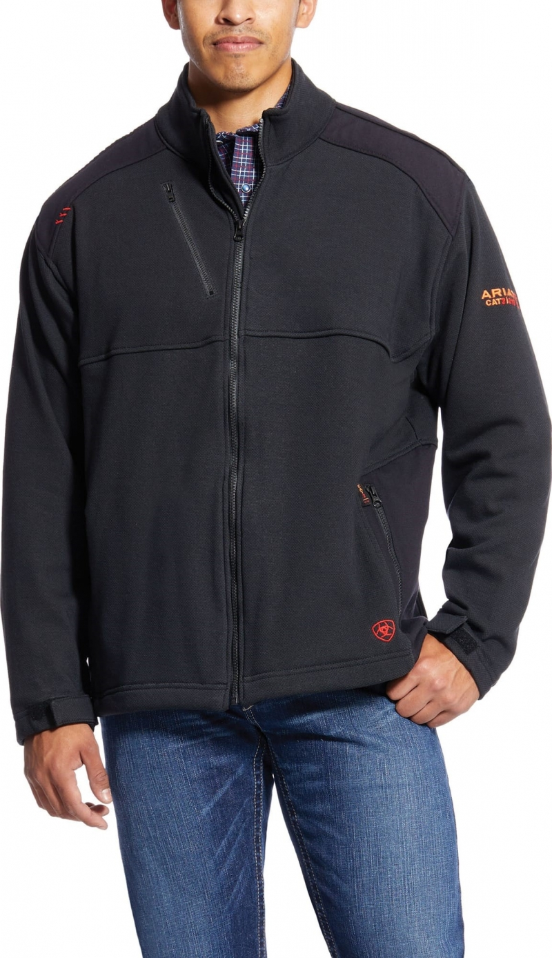 Ariat FR Polartec® Platform Jacket - Black