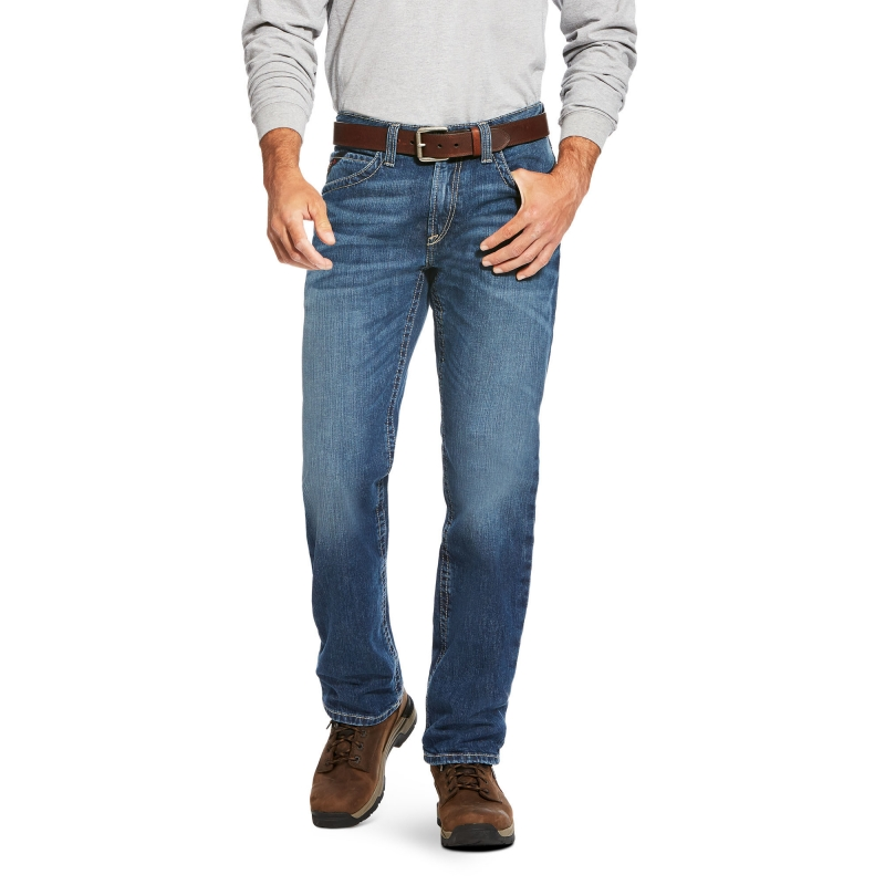 *Ariat FR M3 Stitched Incline Alloy Jean
