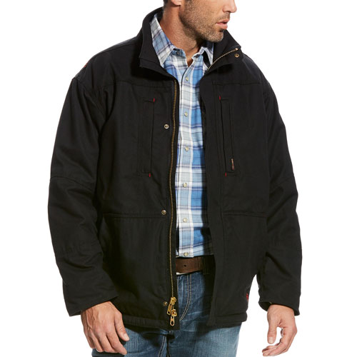 Ariat FR Workhorse Jacket - Black