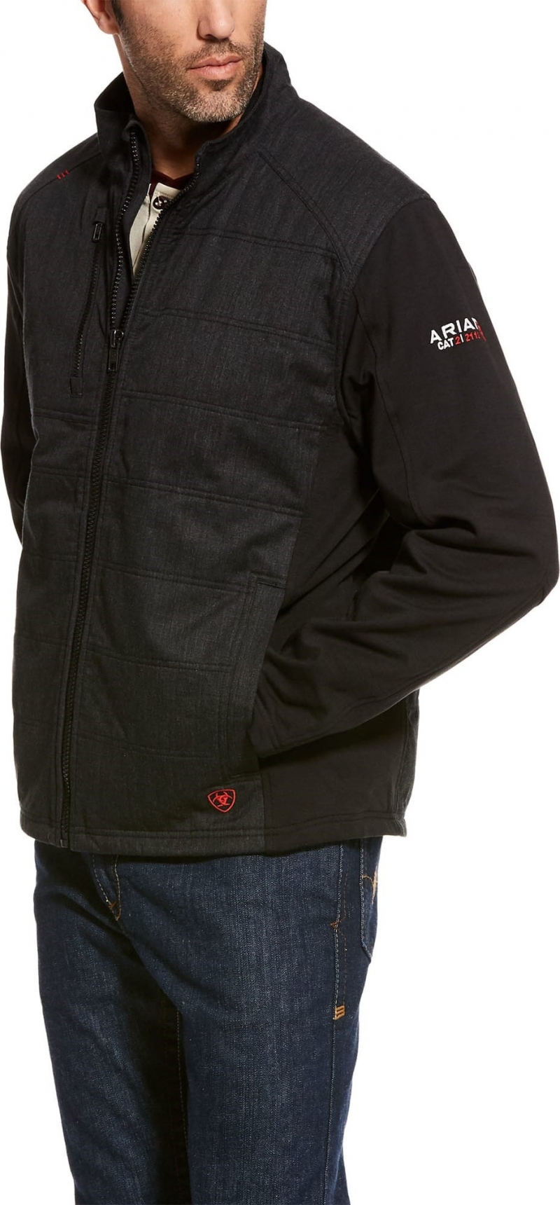 Ariat FR Cloud 9 Insulated Jacket - Black