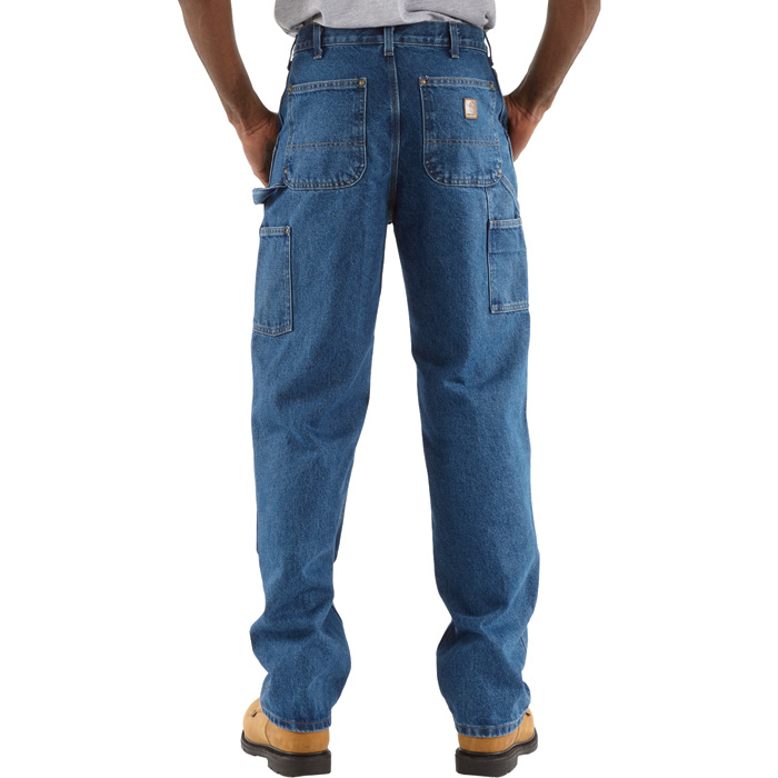 Carhartt Relaxed Fit Double Front Washed Logger
