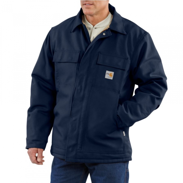 Carhartt FR Duck Traditional Coat / Quilt-Lined