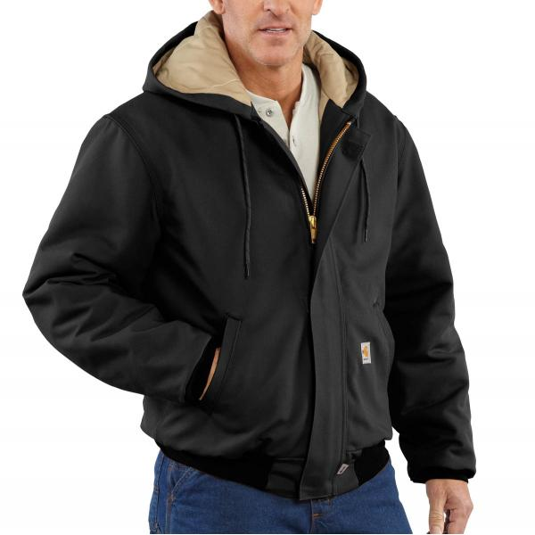 Carhartt FR Duck Active Jac / Quilt-Lined