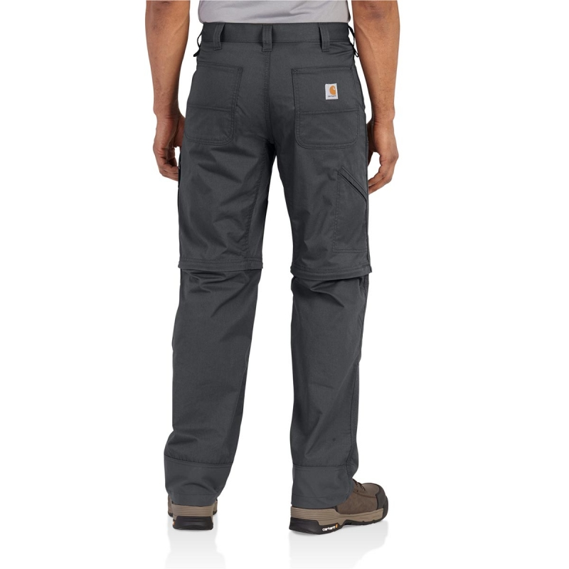 Carhartt Relaxed-Fit Straight Leg Rugged Flex Force Extremes Convertible Pant