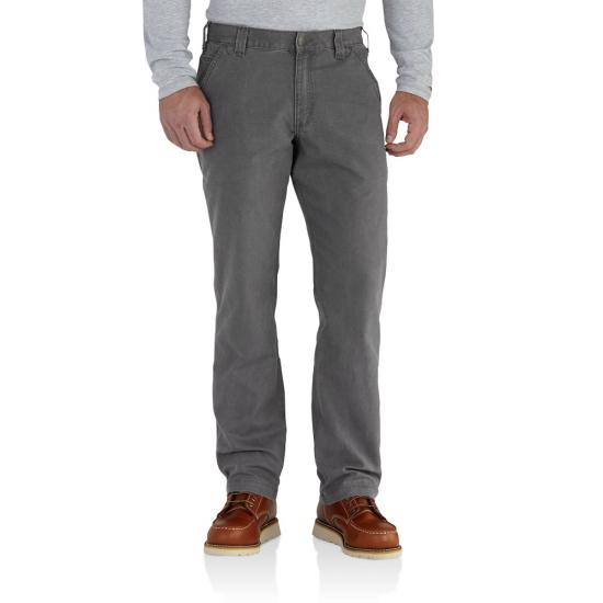 Carhartt Relaxed Fit Straight Leg Rugged Flex Rigby Pant