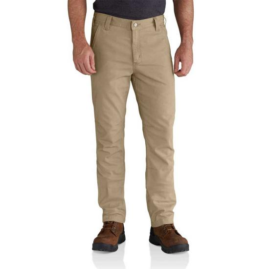 Carhartt Traditional Fit Straight Leg Rugged Flex Rigby Pant
