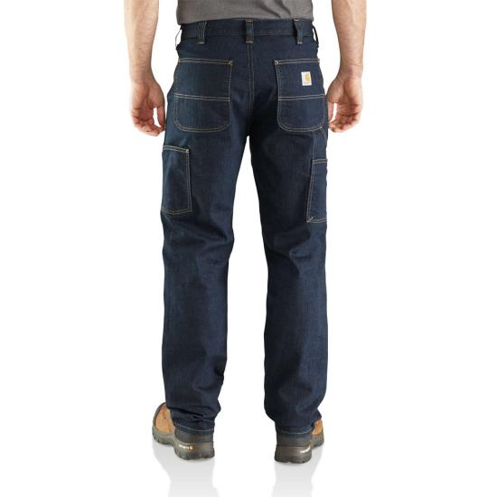 Carhartt Rugged Flex Relaxed Fit Straight Cut Double Front - Erie