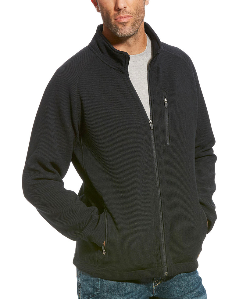 Ariat Rebar Duratek Fleece Jacket - Black