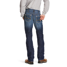 Ariat FR M5 Slim Fit Straight Leg Dura Stretch Stackable Jeans - Ryley