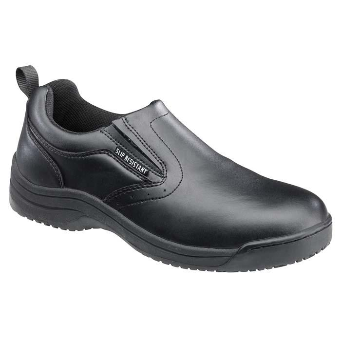 Skidbuster Women's Black Slip On