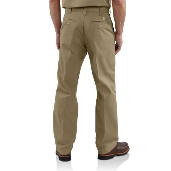 Carhartt Relaxed Fit Straight Leg Twill Work Pant