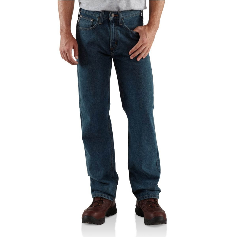 Carhartt Relaxed-Fit Straight Leg Jean
