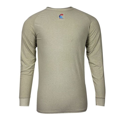 NSA - HRC 1 - FR Base Layer Control 2.0 Ultra Lightweight L/S Crewneck - Khaki