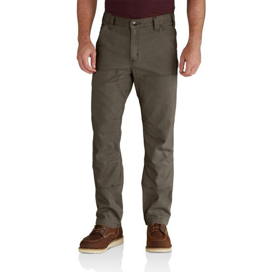 Carhartt Relaxed Fit Straight Leg Rugged Flex Rigby Double-Front Pant