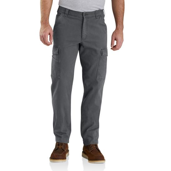 Carhartt Relaxed Fit Straight Leg Rugged Flex Rigby Cargo Pant