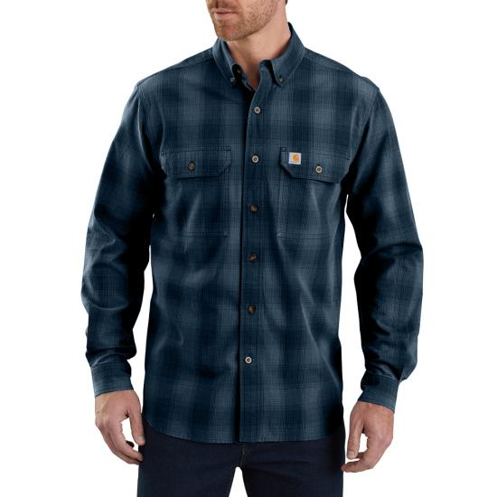 Carhartt Fort Plaid Button Front L/S Shirt