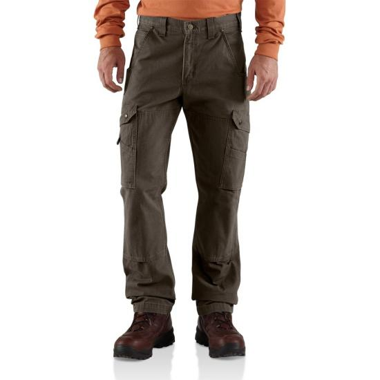 Carhartt Relaxed Fit Straight Leg Ripstop Cargo Work Pant