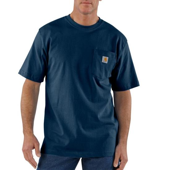 Carhartt Workwear Crewneck Pocket  S/S Shirt