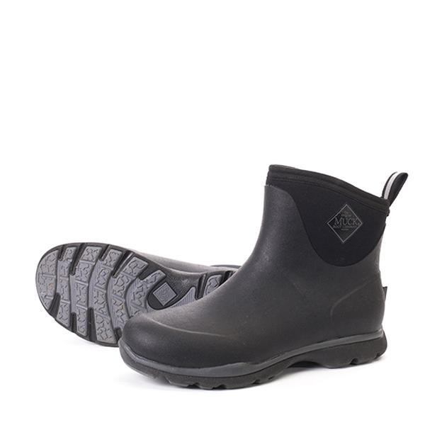Muck Arctic Excursion Ankle - Black/Gray