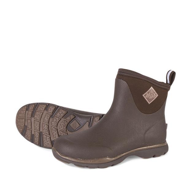 Muck Arctic Excursion Ankle - Brown