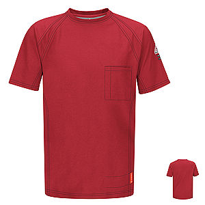 Bulwark FR iQ Series® Comfort Knit Short Sleeve T-Shirt