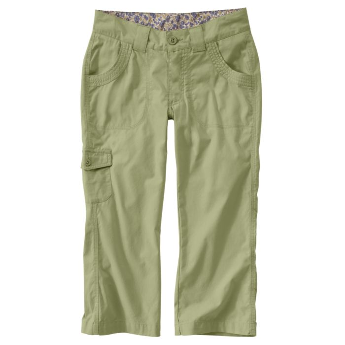 Carhartt Women's Trail Relaxed Fit Cropped Pant