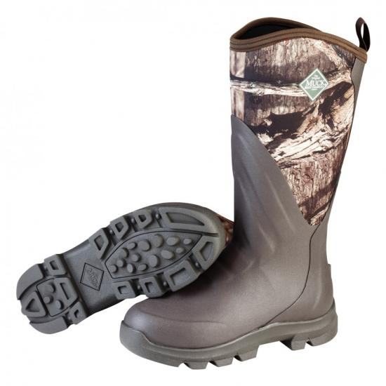 8b2d418a2367fc Muck Grit Steel Toe Camouflage Work Boot